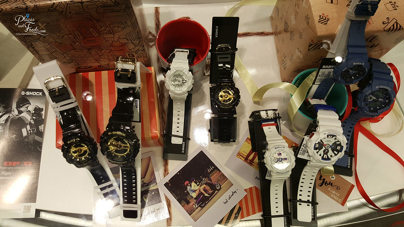 isetan lot 10 g shock