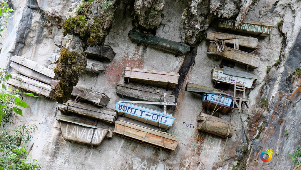 SAGADA DEATH RITUALS: On Hanging Coffins, Panag-Apoy and Echoes of Old Igorot Traditions