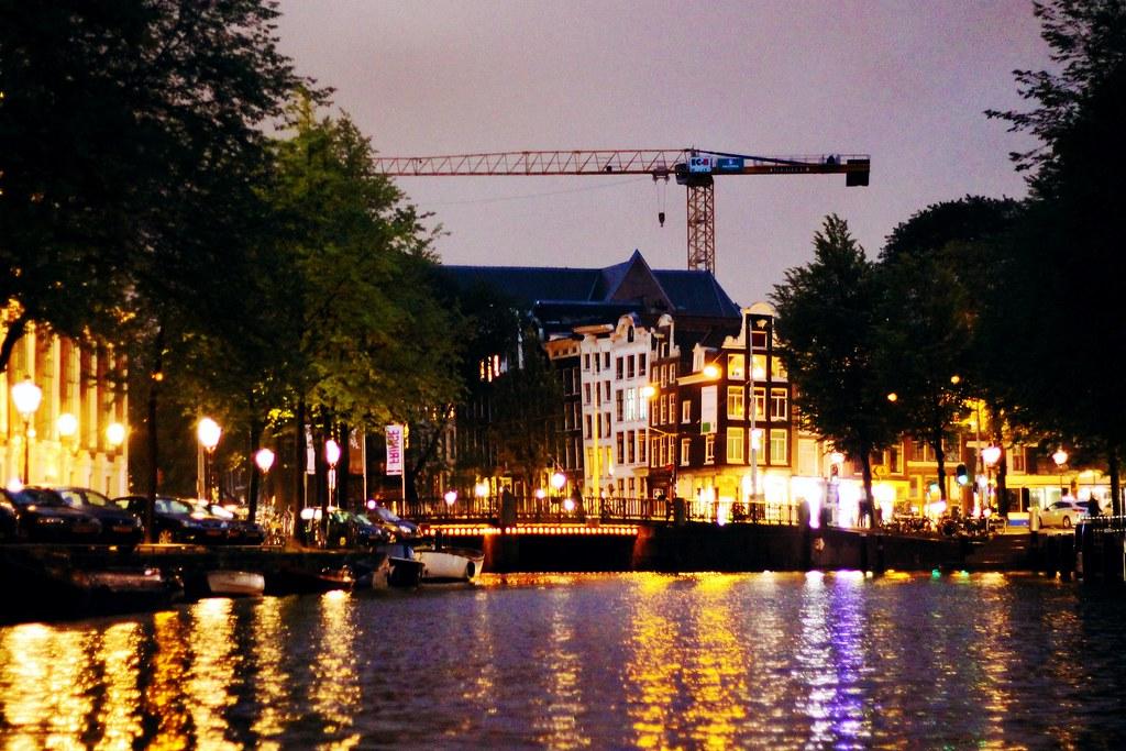 Drawing Dreaming - dois dias em Amsterdão - cruzeiro de barco pelos canais
