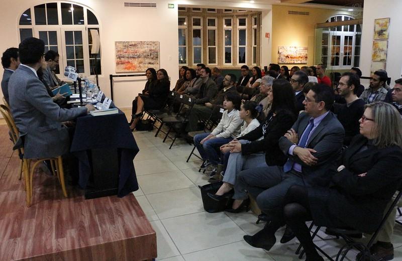 """Presentación del libro """"Trayectorias de reformas administrativas en México legados y conexiones"""" 29_NOV_2016"""
