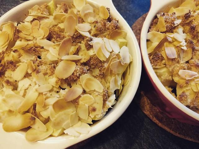 recept glutenvrije crumble