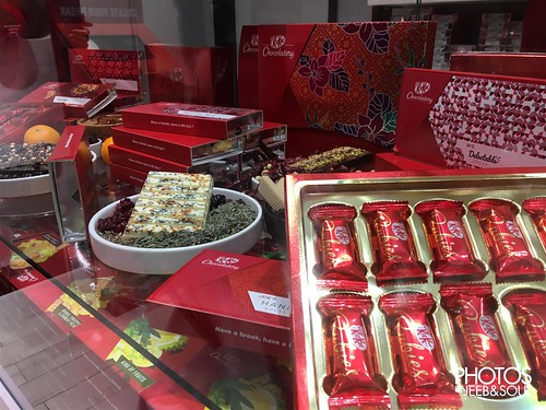 KitKat Chocolatory @ Mid Valley