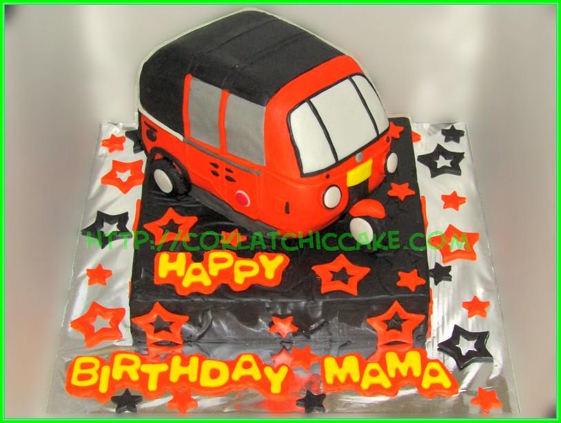 cake Bajaj Mama