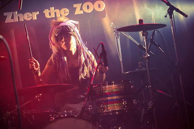 Coal Tar Moon live at Zher the Zoo, Tokyo, 24 Nov 2016 -00053