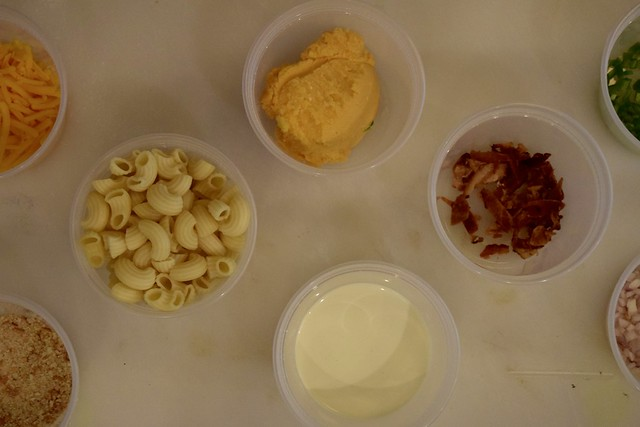 Bacon Jalepeno Mac and Cheese - Bar Deco