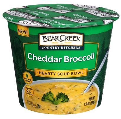 Bear Creek Country Kitchens Soup Bowls