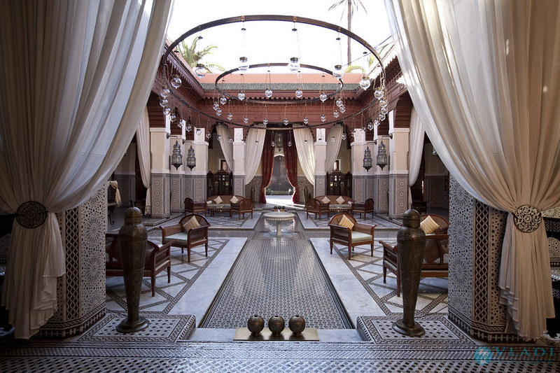 Le Royal Mansour Casablanca