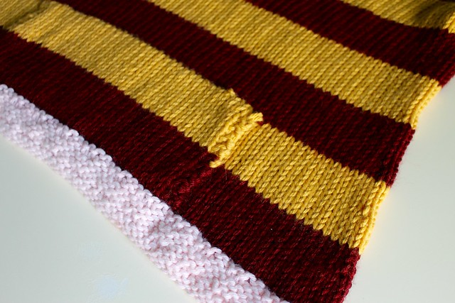 Charmaine's Redskins sweater