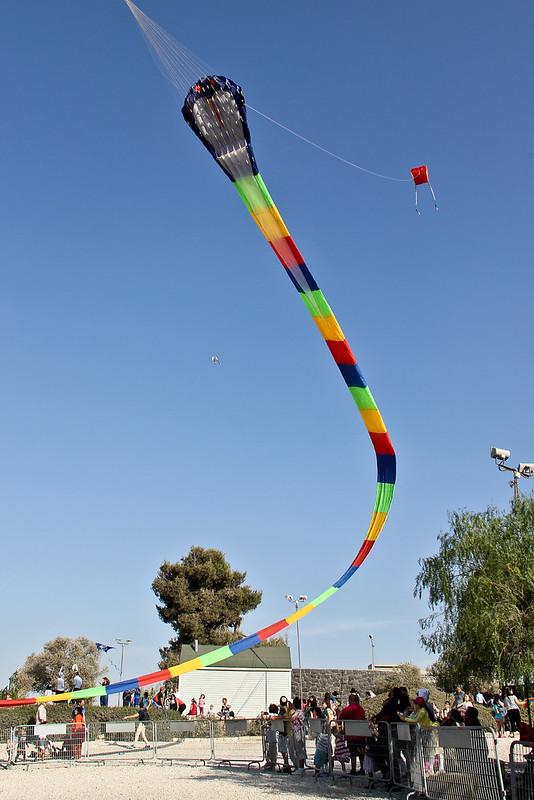 Kite Festival, Israel Museum 2016