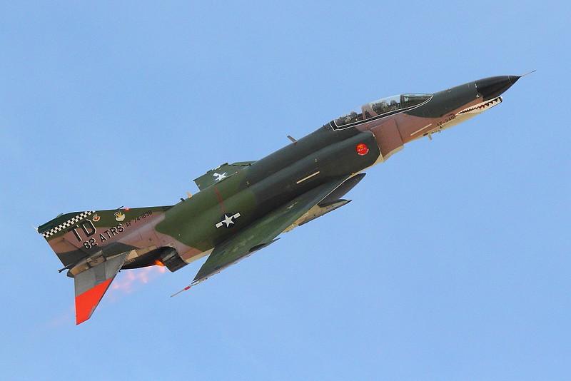 IMG_4592 F-4 Phantom, Nellis AFB Airshow