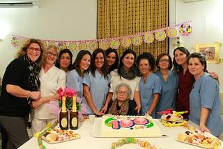 Noicattaro. Nonna Maria Antonia Gentile compie 100 anni front