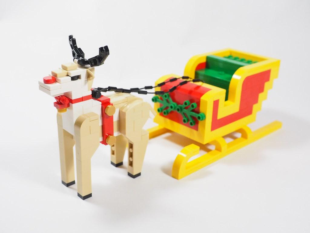 LEGO Reindeer
