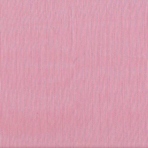 粉色直條紋 襯衫洋裝服裝布料 FC390428