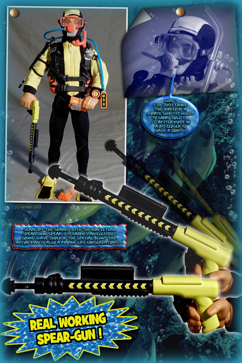 scuba diver - MAM Scuba Diver, an in depth walk around... 30584278530_3dbab4898f_o