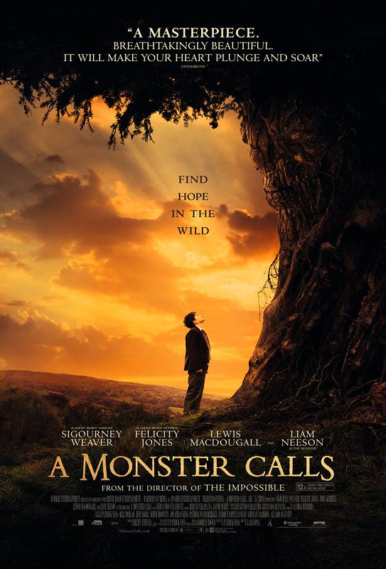 A Monster Calls - Poster 2