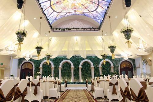 Bí quyết chọn sảnh tiệc trung tâm tiệc cưới đẹp tại HCM