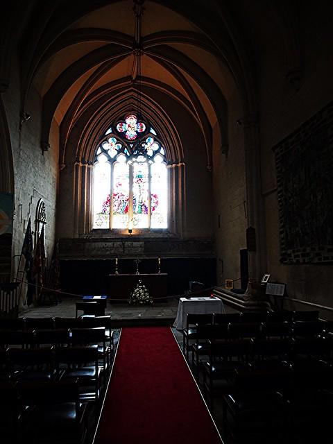 St Mirin's Chapel, Paisley Abbey, Scotland