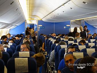 KLM B777-300ER Economy Class (RD)