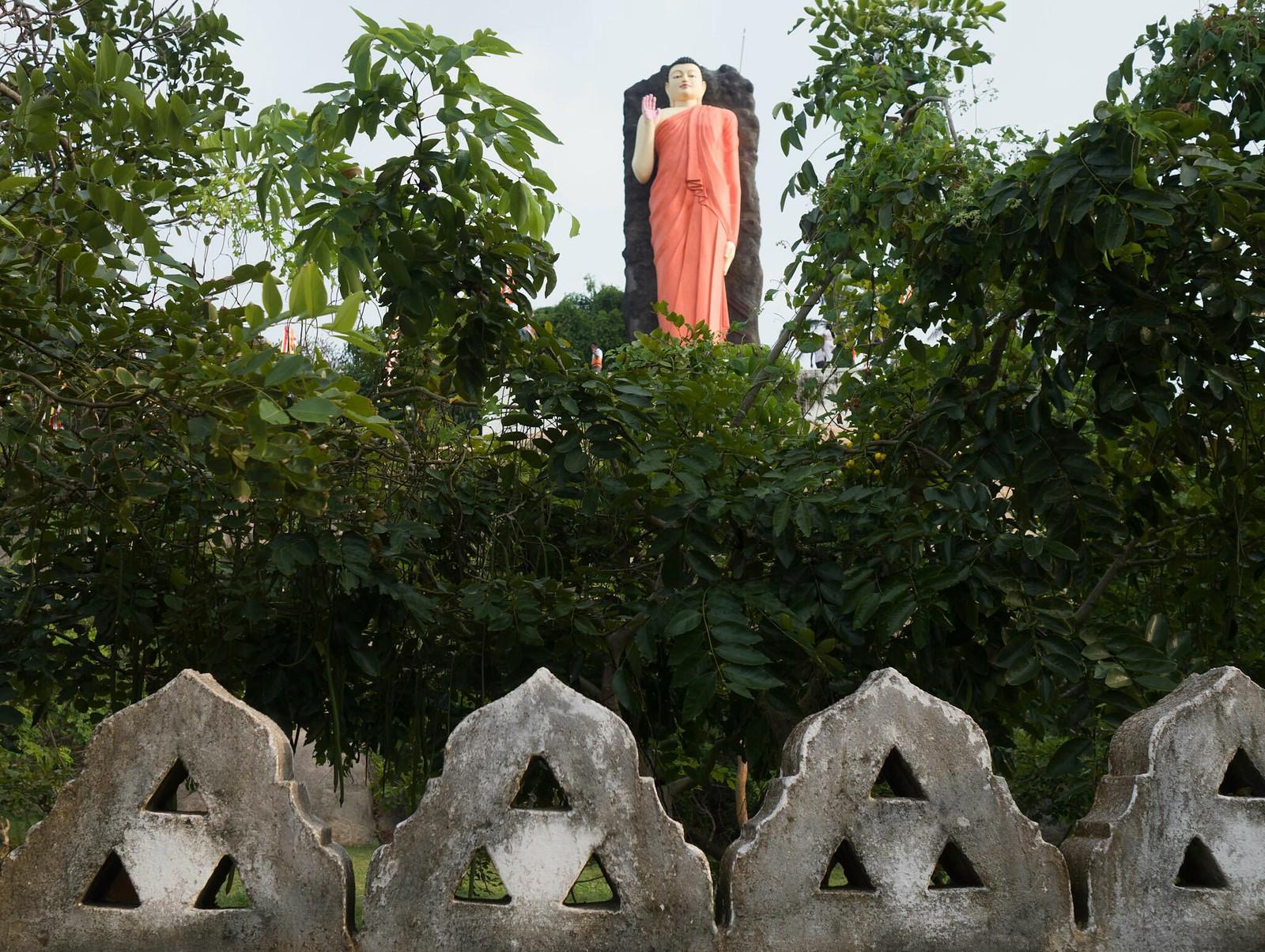 Big Buddha in Kirinida