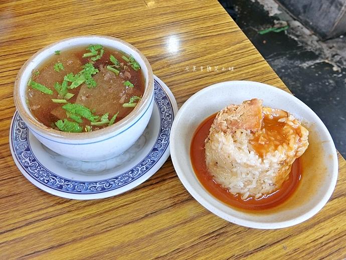 18 曉迪米糕滷肉飯 山內雞肉 南機場夜市美食