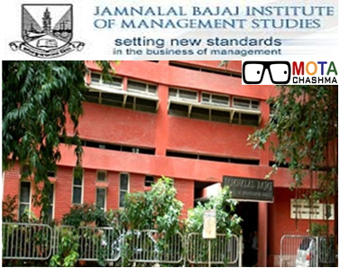 Jamnalal Bajaj Institute of Management Studies