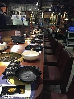 CIRCLEG 尚鮮日式燒肉漁市場 銅鑼灣 金利文廣場 3樓 試食 韓燒 燒肉 刺身 放題 龍蝦 海膽 狸米 香港 (11)
