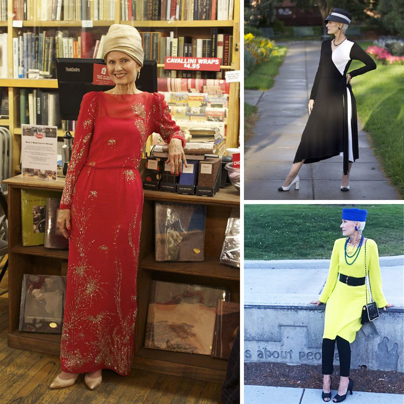 Judith - Style Crone, over 40, over 50, over 60 fashion & style blogger