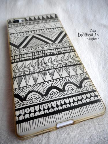 disegno Z.I.A. per cover smartphone 2