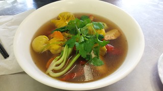 Wonton Soup from Thien An