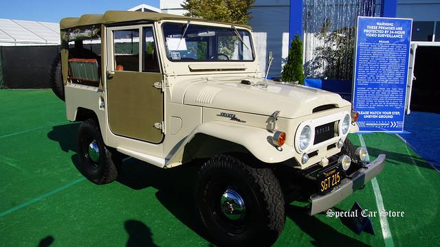 1965 Toyota FJ40 Land Cruiser