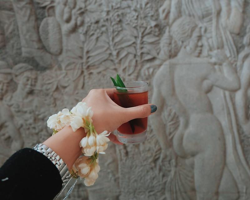 Royal HighTea Ceremony at Royal Ambarrukmo