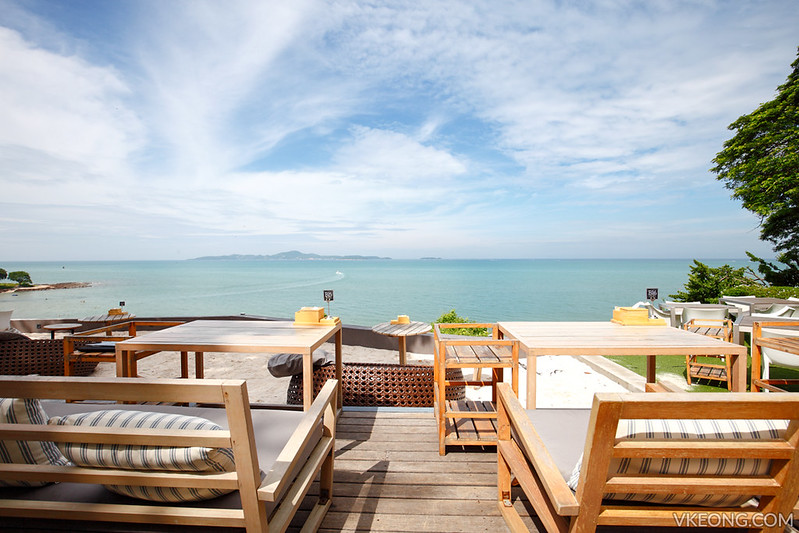 The Sky Gallery Restaurant Pattaya Ocean View