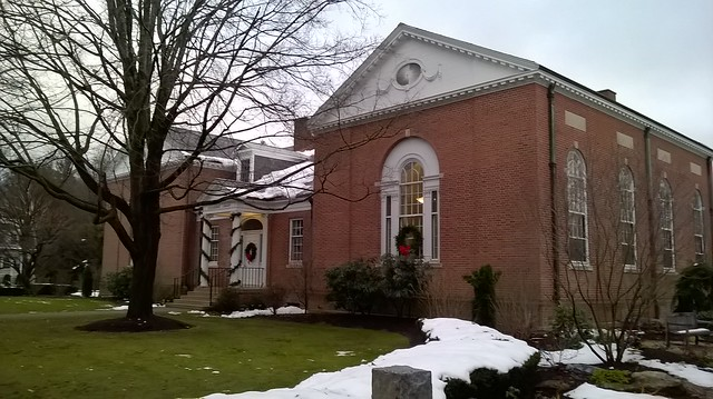 Stockbridge Library, Stockbridge MA