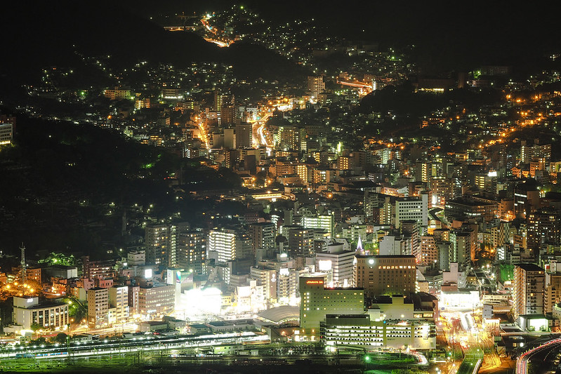 稻佐山 長崎 Nagasaki|日本 九州 Japan