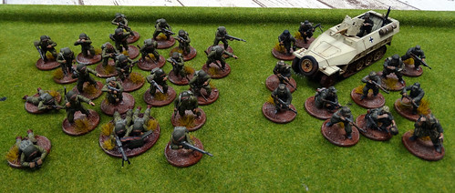 Bolt Action - Band of Brothers Starterbox