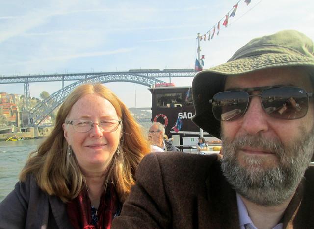 Bridge 20 selfie
