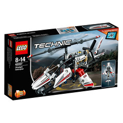 LEGO Technic 42057 Ultralight Helicopter 1
