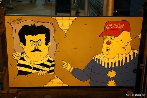 Trump v. El Chapo