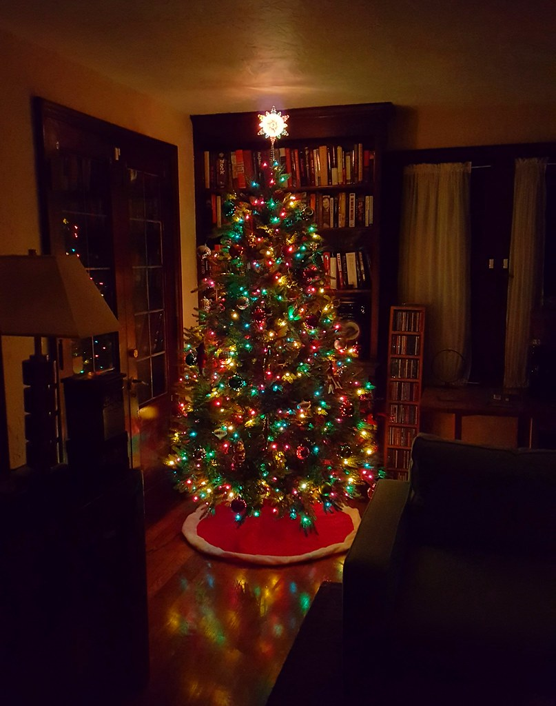 Christmas tree - my house 2016