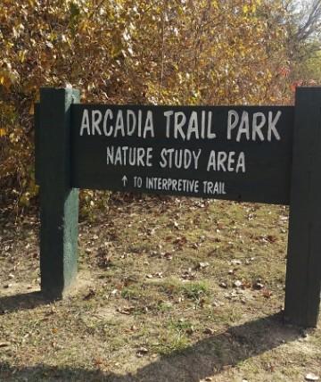 Trail park.