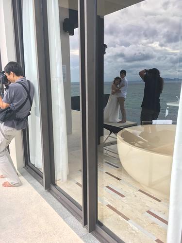 Koh Samui Pre wedding photo shooting