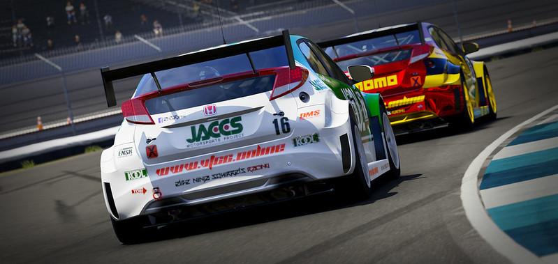 VTCC Spec Series 10 - #5 Zengo Motorsports Honda Civic WTCC 31077866146_c669ea0b59_c
