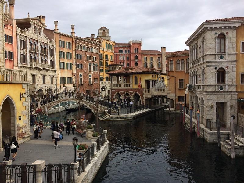 威尼斯貢多拉遊船