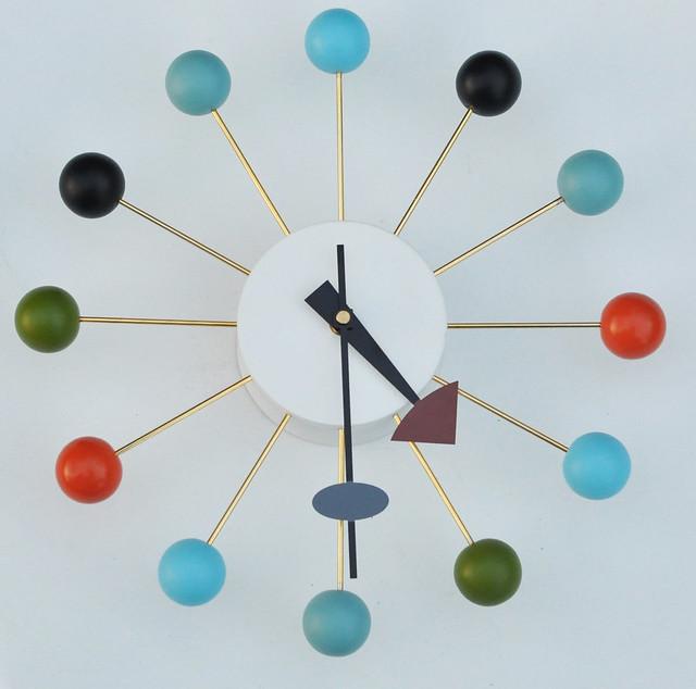 Modern Ball Clock