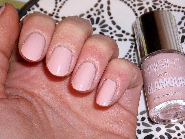 Nails Inc Lexington Street Glamour Freebies