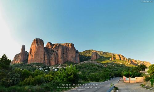Los Mallos de Riglos (Huesca, Aragón)