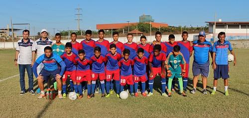 Fortaleza 1 x 0 Tiradentes - 29/10/2016 - Campeonato Cearense Sub-13