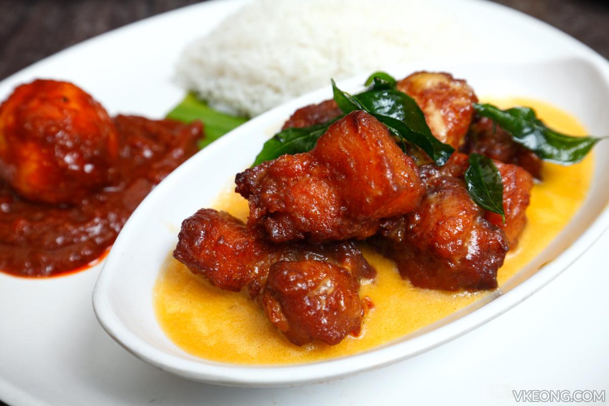 Reminisce Cafe Butter Sauce Pork Ribs