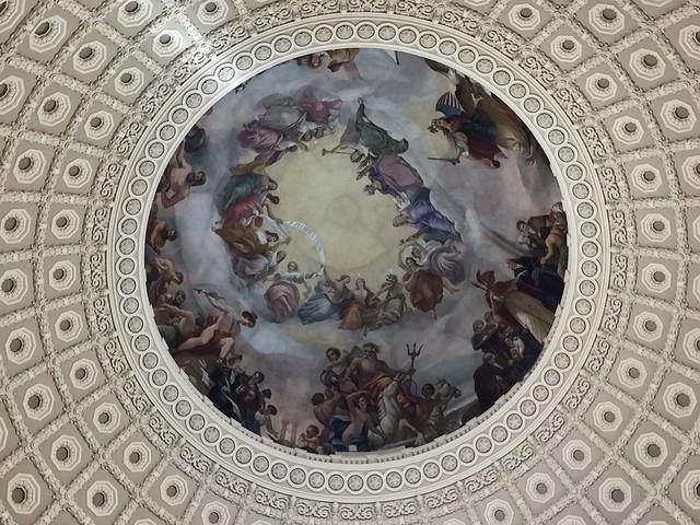 參觀美國國會 (6)