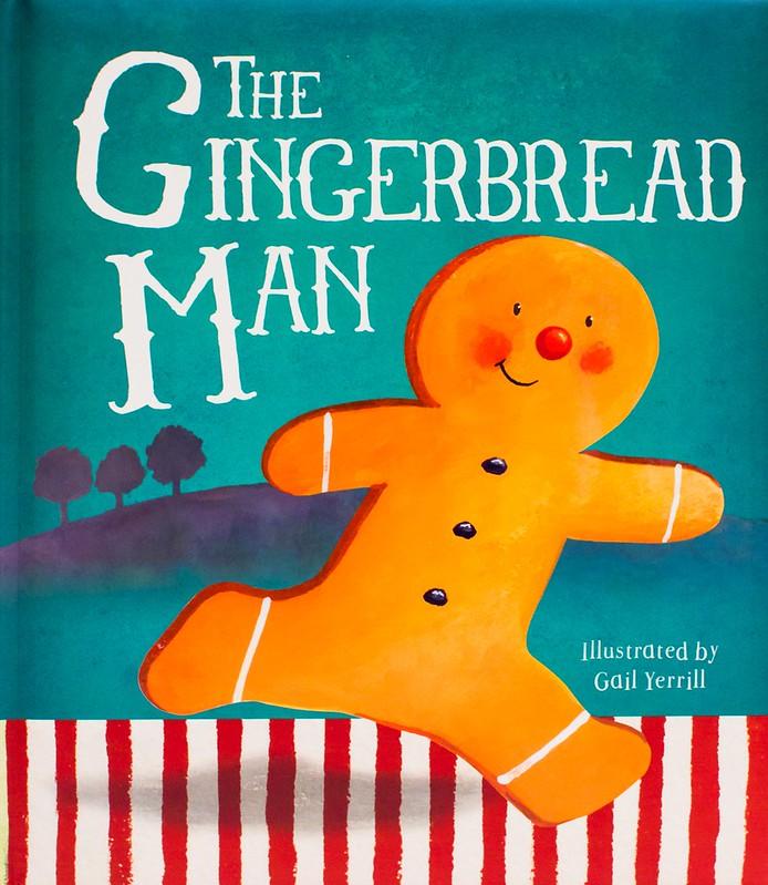 Libro Gingerbread